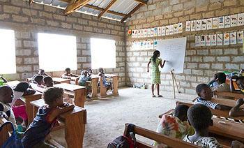 Orphanage Schoolhouse