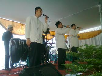 Feat Kang Iman Dzikrulisan