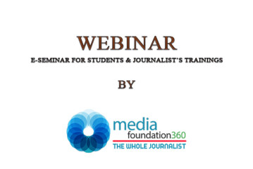 "E- Seminar on ""Accuracy in news"""