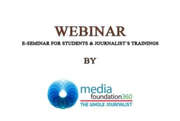 "E- Seminar on ""Accuracy in news"""