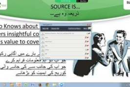 """Webinar on """"How to cultivate sources"""" 30-04-2015"""