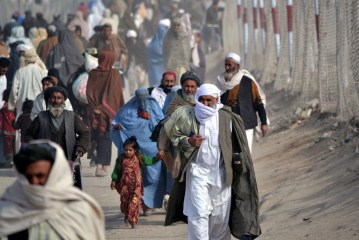 Mercury Rising: Heat in plains force IDPs to migrate to Afghanistan