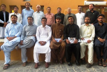 Media Foundation 360 holds investigative journalism training in Quetta