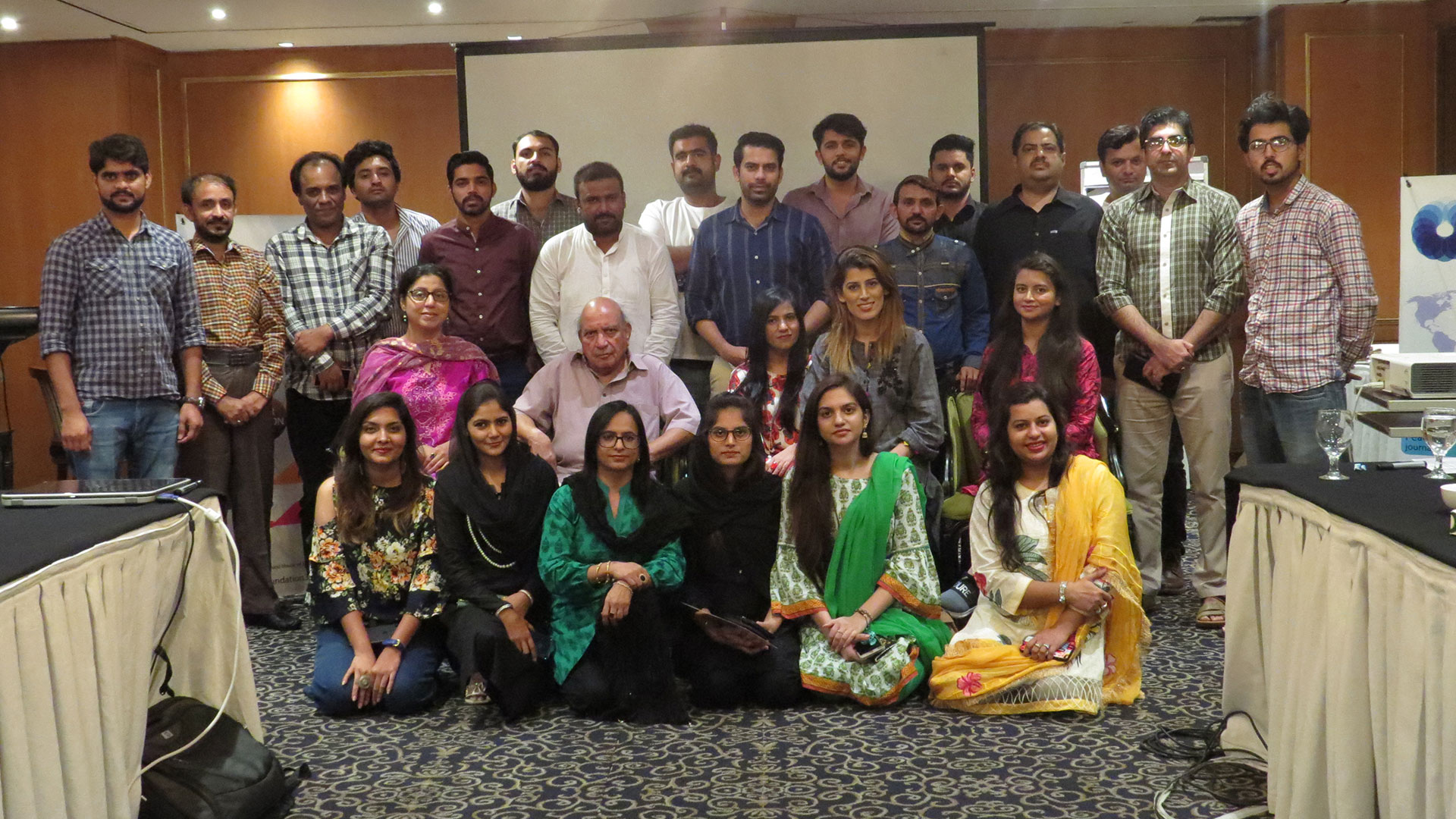 MF360 organized 2nd workshop on 'Peace through Constructive Journalism'
