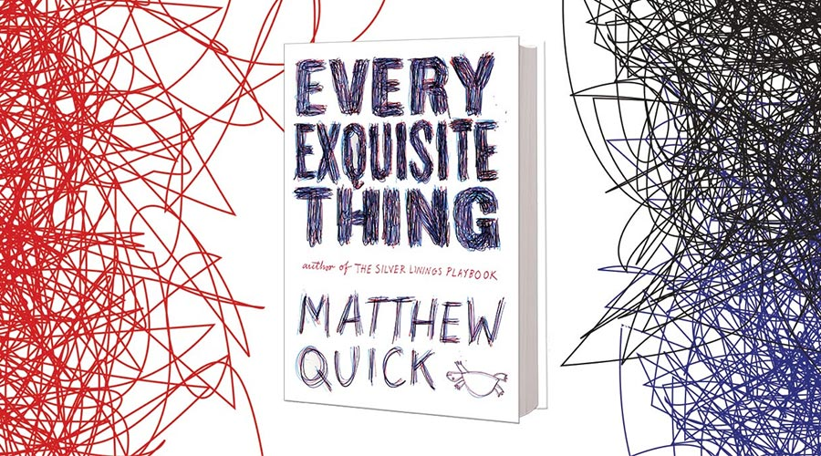 "Na Estante: ""Every Exquisite Thing"" de Matthew Quick"