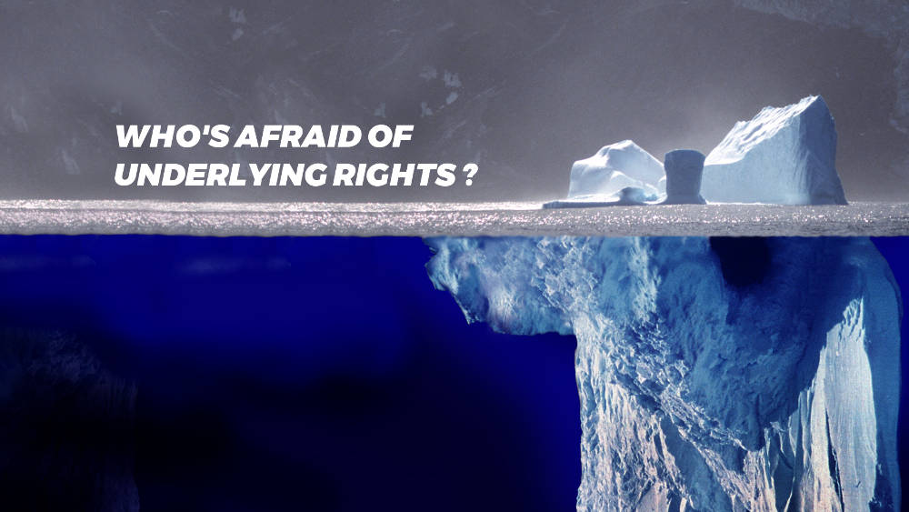 About underlying rights and royalties