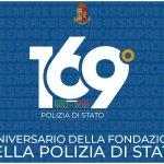 La Polizia di Stato celebra il 169° anniversario dalla fondazione
