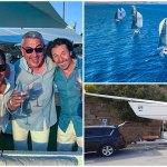 I John, i Sibello e il Trofeo Carpaneda: la bella storia della vela alassina