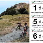 Nel Beigua Geopark in Mountain Bike