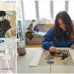 Mostra personale di Mariangela Artese, in #BASECOGALLERY a Villanova d'Albenga
