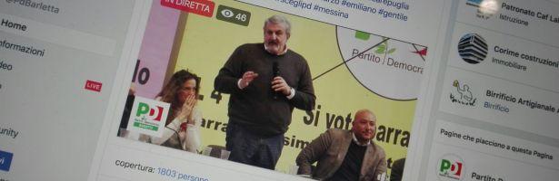 PD Barletta – Diretta Streaming Manifestazione Elezioni 4 Marzo