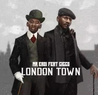 Mr Eazi –  London Town ft. Giggs