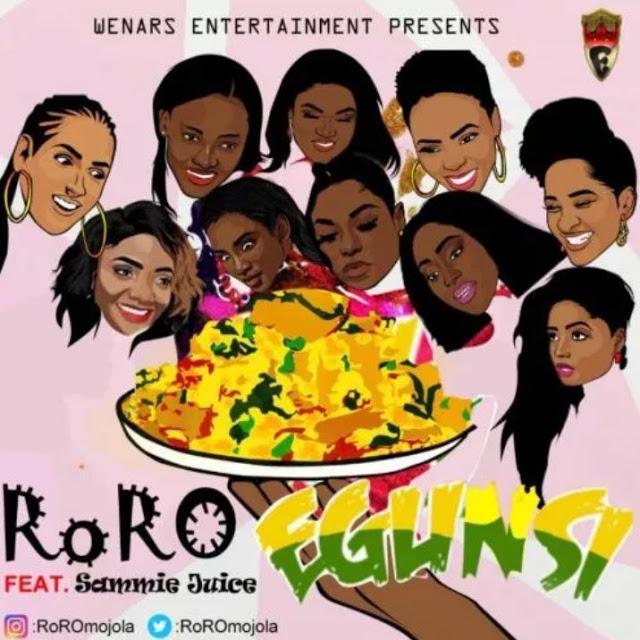 """""""Egunsi"""" by RoRo"""