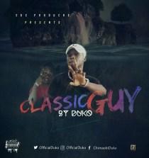 Classic Guy By Duko