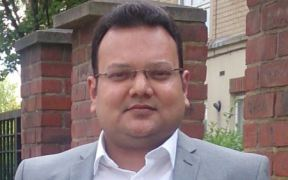 Ashish Saraff LCR Capital Partners
