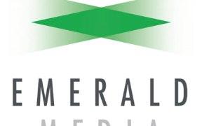 Emerald Media logo
