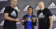 Hima Das joins Adidas