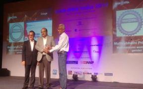 Mathurbhumi Wan IFRA South Asian Digital Media Awards 2018