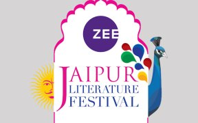 ZEE Jaipur Literature Festival 2019 logo