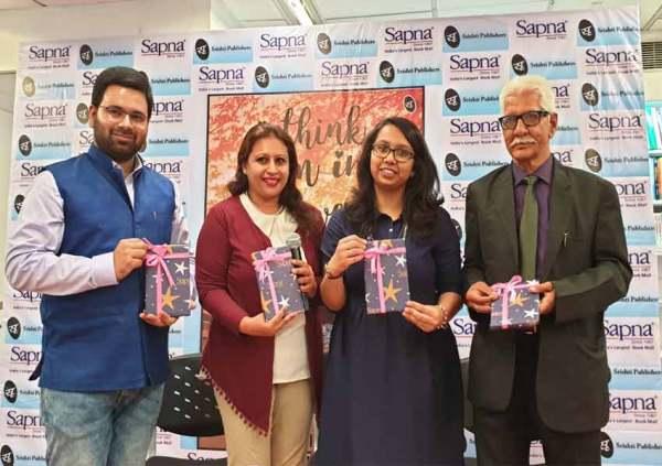 Author Devanshi Sharma releases Sharma's book I Think I am ...