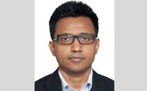 Barun Das as Chief Executive Officer in TV9