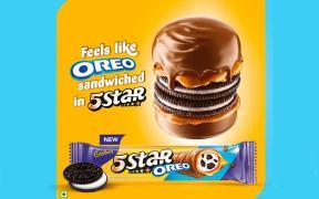 Mondelez India launches the delightful Cadbury 5Star Oreo