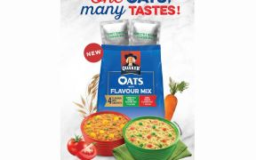 Quaker Oats launches Homestyle Masala and Tangy Tomato in one pack