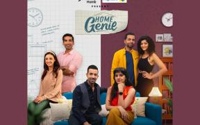 Gobble's Home Genie revamps the spare room of Mohit and Sanaya