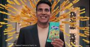 Kurkure launches two new limited time offerings; TVC features Akshay and Kritika