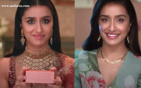 Melorra's new campaign with Shraddha Kapoor