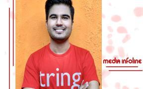 Akshay Saini - CEO & CoFounder, Tring