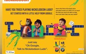 Nickelodeon launches Nickelodeon Ludo with Google
