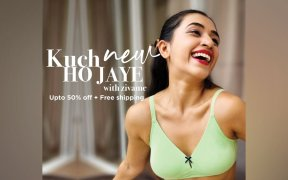 "Zivame launches ""Kuch New Ho Jaye"""