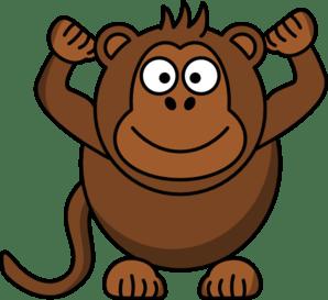 monkey-clip-art-downloads-clipart-panda-free-images-13156