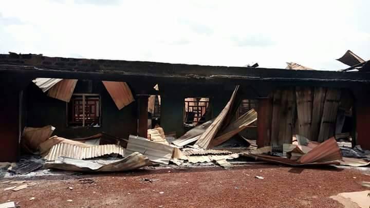 Why Benue community was set on fire a— Nigerian Army