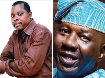 Don't blame us over Baba Suwe's ailment, says Dele Odule