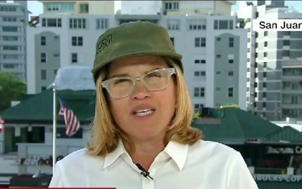 San Juan Mayor Carmen Yulin Cruz: 'Disaster-In-Chief' Trump Was  'Disrespectful' to Puerto Rico