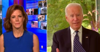 Biden Says He's Not Worried About Debate Because Trump's 'Not That Smart,' Doesn't Know Facts