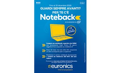 Media Key Fino Al 31 Dicembre Euronics Offre Noteback Un