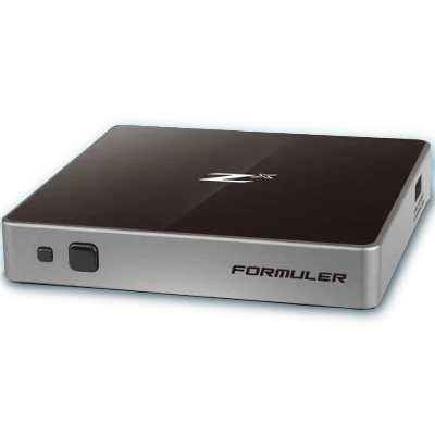 Formuler Zx iptv set-top box