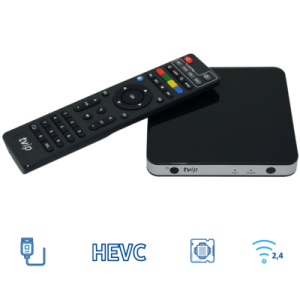 TVIP V 501 met remote