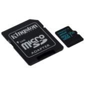 Kingston Canvas Go 32 GB geheugenkaart