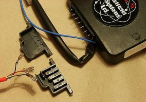 Gunnar's Suzuki GT750  Newtronic Electronic Ignition kit