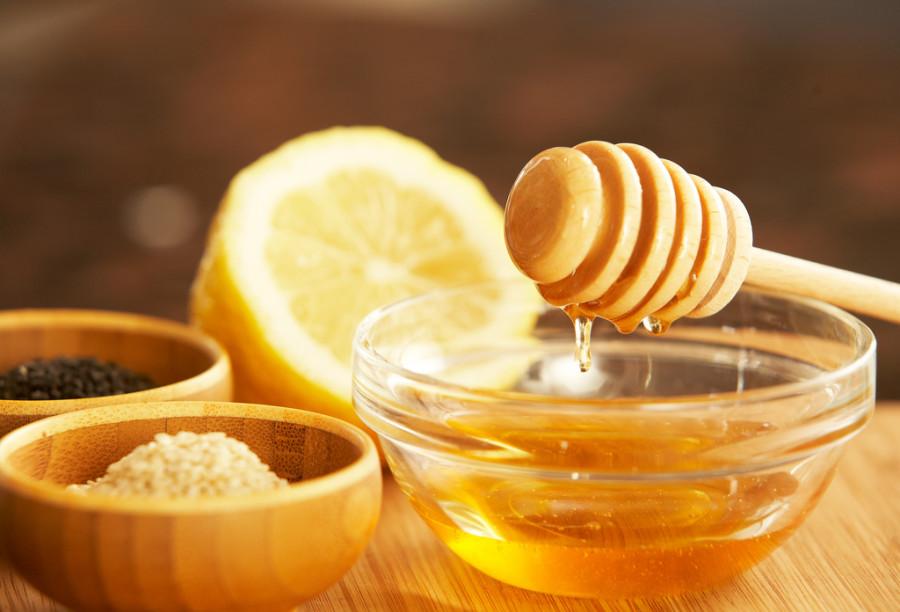 lemon untuk rambut kering