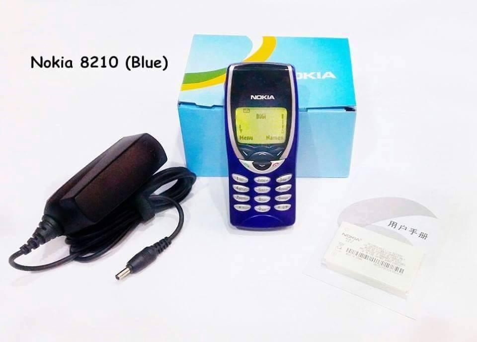 Nokia-8210 blue