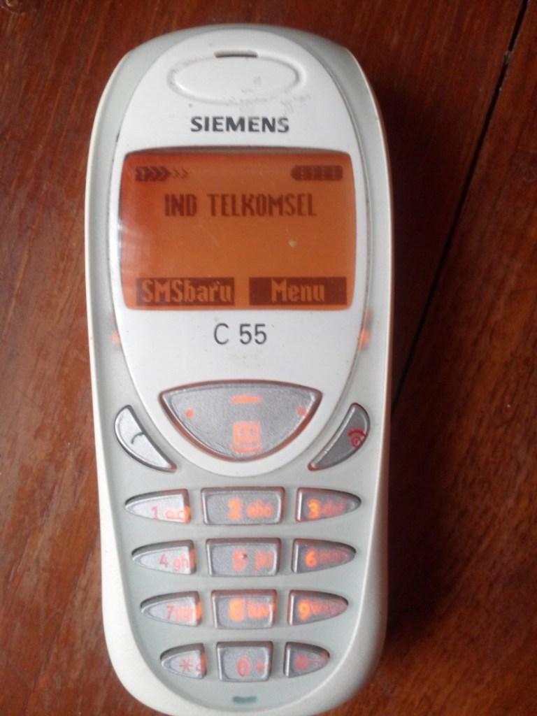 Siemens Jadul C55