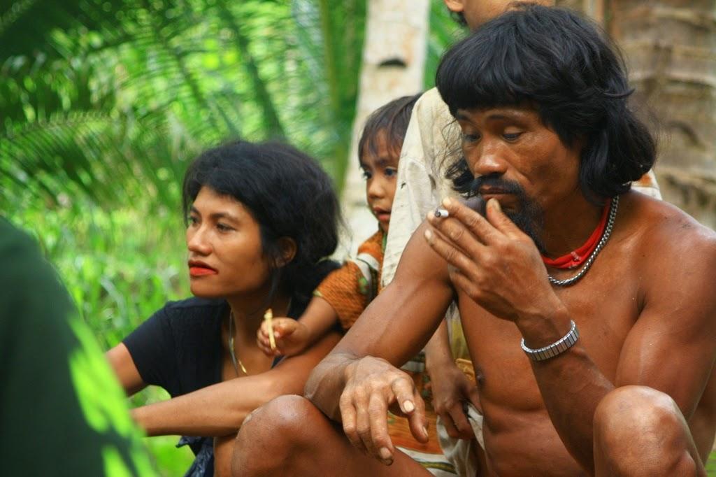 suku terasing yang ada di indonesia