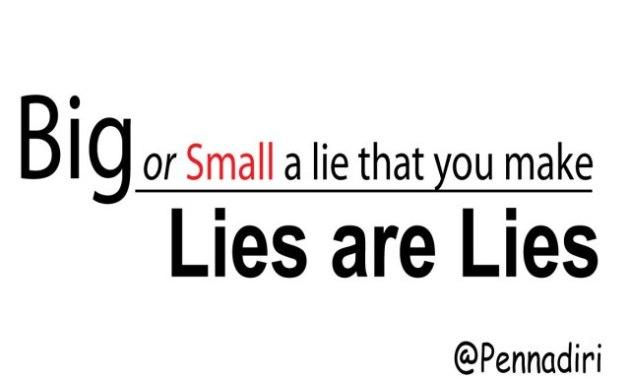Jangan berbohong dalam membuat cv lamaran kerja