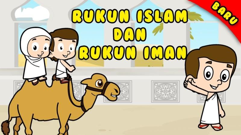 rukun iman dan rukun islam