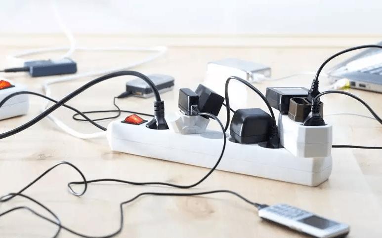 Penggunaan listrik berlebihan